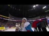 Молодежная сборная Россия по хоккею!финал чемпионата мира среди молодежных команд. Баффало, США.2011
